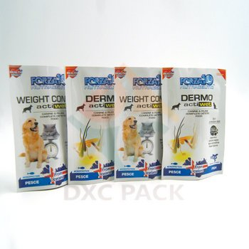High Temperature Customized Printing Wet Cat Food Retort Pouch