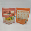 Stand up Pouch Snack Packing Bag Food Packaging for Nuts
