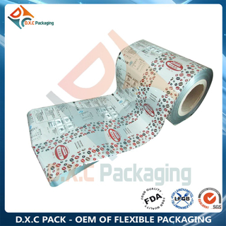 Coffee Packaging Laminated Film Roll