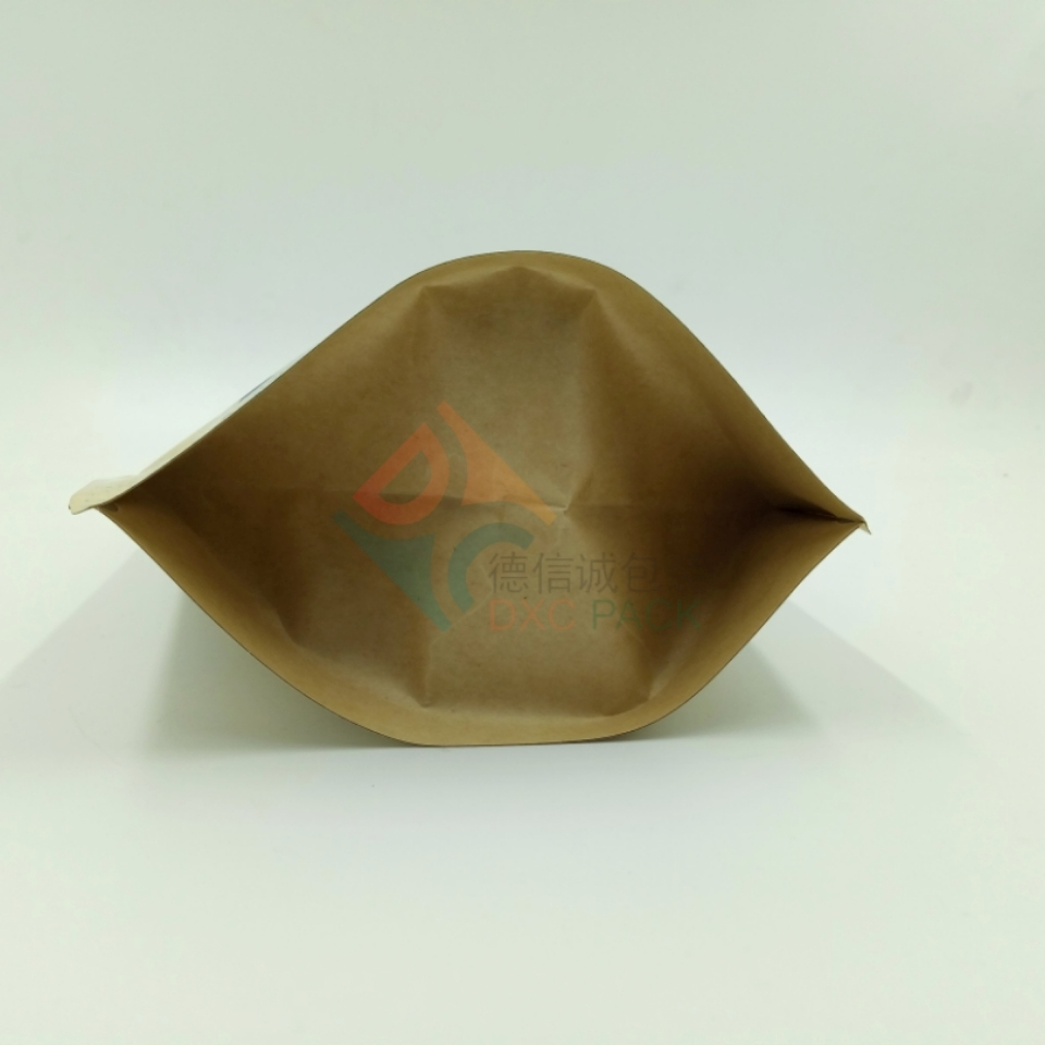 Stand up Pouch Food Packaging Coffee Bag with Valve
