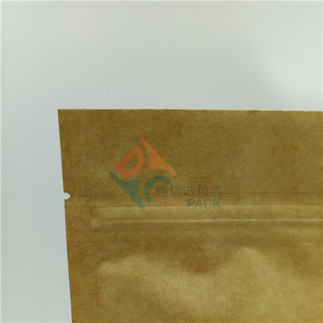 Aluminum foil stand-up pouch bags used in food packaging