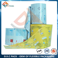 Laminating Film Roll With Custom Printed
